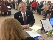 Judge Dan Nagle Files for Re-Election 2015 12 01