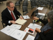 Dan files to run for Wake County District Court Judge at the NC State Board of Elections